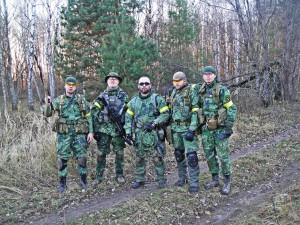 Закрытие Калужского СК 2013: KILL'EM ALL 2